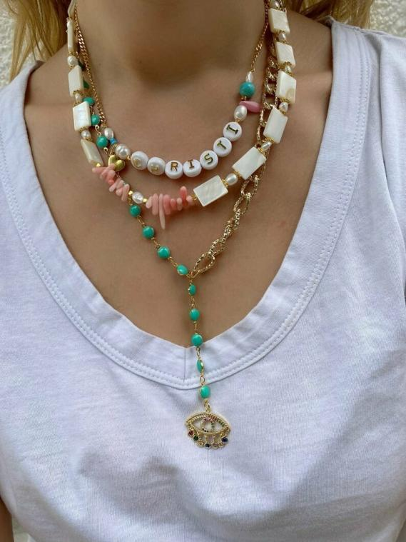 Layerings Summer Necklaces