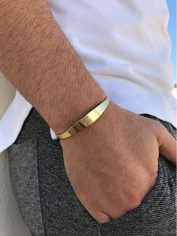 Mens Gold Wrist Bracelets Best Bracelets